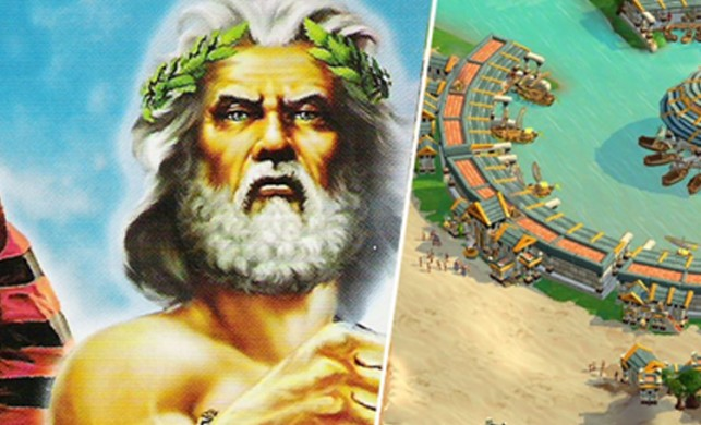 Age of Mythology geri dönüyor!
