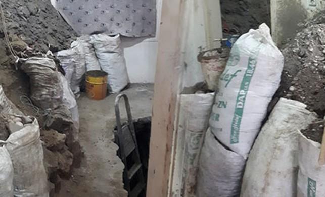 Evin zeminini 30 metre kazmışlar... 'Köyden indim Şehre' filmi gerçek oldu