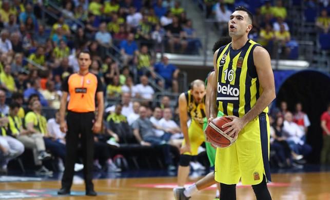 Fenerbahçe taraftarına müjde! Sloukas'la 3 yıl daha