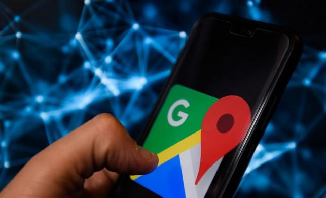 Google haritalara yeni güncelleme!