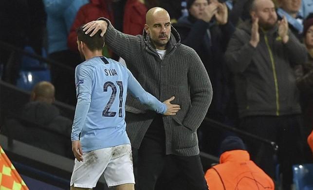 Guardiola'dan büyük övgü: 'Tüm zamanların en iyisi'