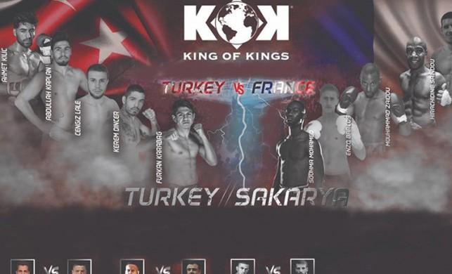 'Kings of Kings Heyecanı TV8, 5'ta!'