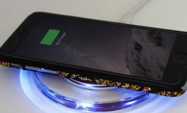 Telefonlar şimdi de havayla şarj olacak