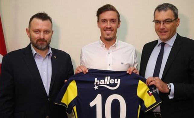 Fenerbahçe Max Kruse'yi resmen açıkladı!