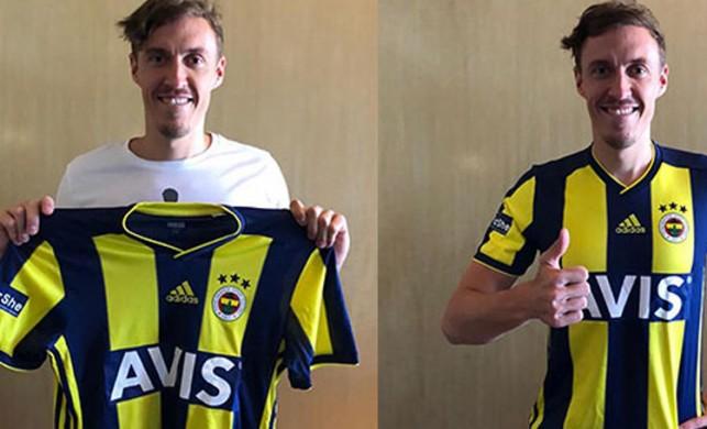 Max Kruse Fenerbahçe formasını giydi