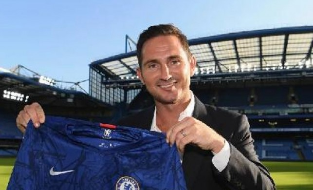Chelsea'nin yeni teknik direktörü Frank Lampard