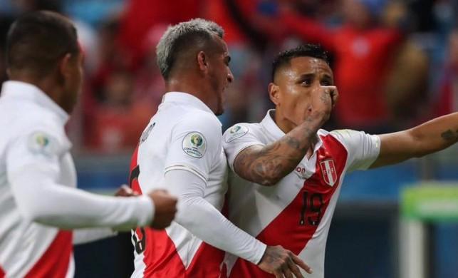 Copa America'da finalin adı belli oldu: Brezilya - Peru