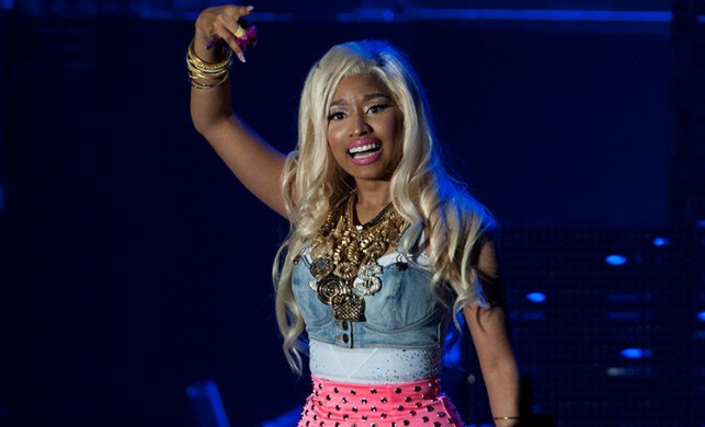 Dünya bunu konuşuyor: Nicki Minaj, Suudi Arabistan'da konser verecek mi?