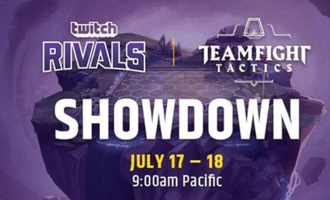 Twitch Rivals Taktik Savaşları Turnuvası