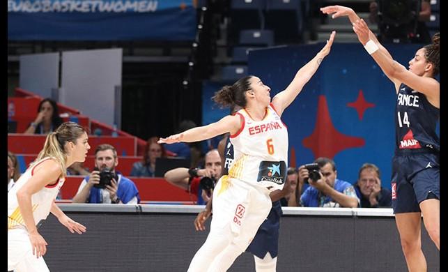 2019 FIBA Avrupa Kadınlar Basketbol Şampiyonu İspanya oldu