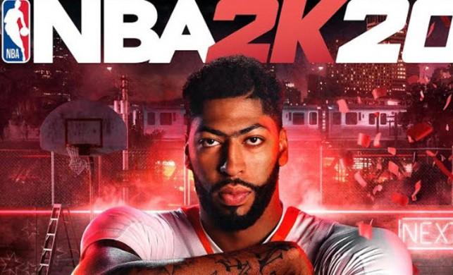NBA 2K20'nin kapak yıldızları belli oldu