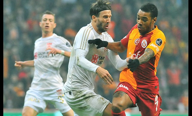 Rodrigues Fenerbahçe taraftarını coşturdu!