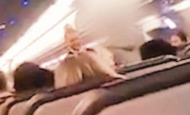 Dalaman-Londra hattında büyük şok! Uçaktan atıldılar...