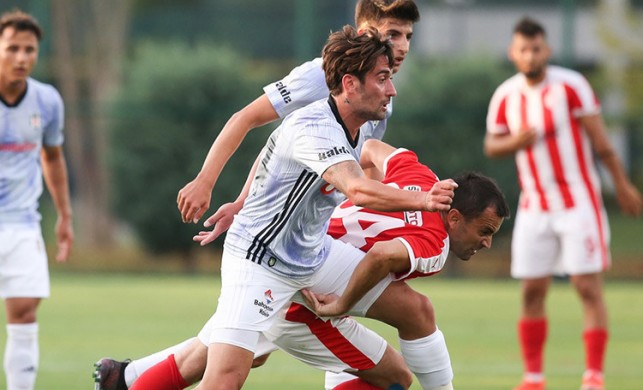 Beşiktaş, Pendikspor'u 2-1 mağlup etti