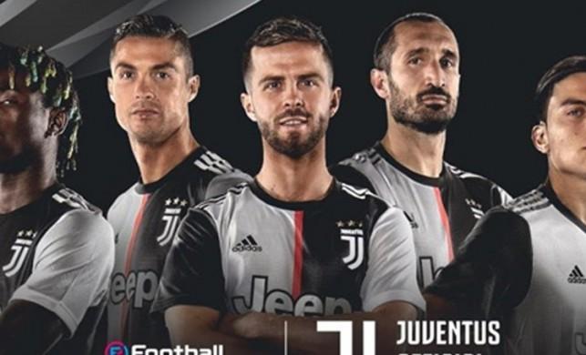 eFootball PES 2020, Juventus ile anlaştı!