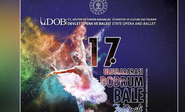 Bodrum Kalesi'nde Bale Festivali heyecanı!