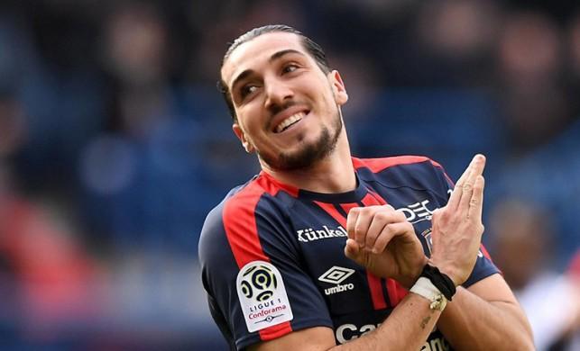 Başakşehir golcüsünü Fransa'da buldu