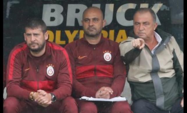 Genç futbolcu Fatih Terim'den tam not aldı...