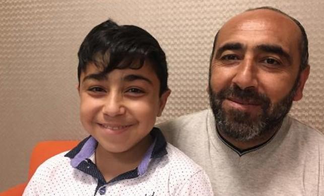 Oğluna böbrek verebilmek için 10 yıl bekledi