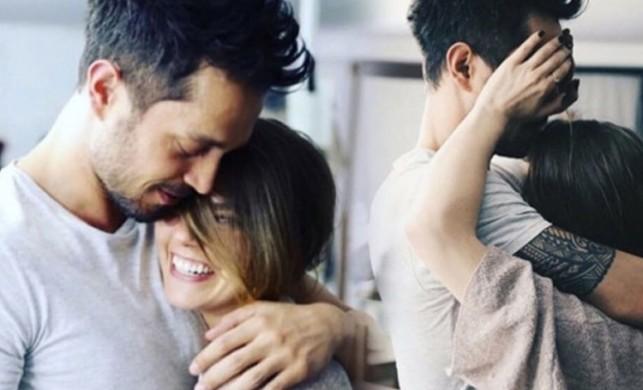 Murat Boz'dan romantik Aslı Enver paylaşımı!
