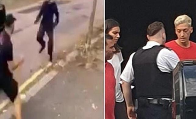 Saldırıya uğrayan Mesut Özil harekete geçti!