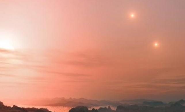 Üç Güneş'i olan gezegen keşfedildi