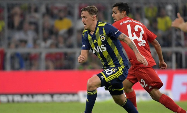 6-1 sonrası Max Kruse'den çarpıcı sözler! Fenerbahçe...
