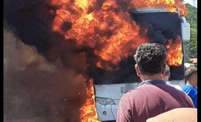Balıkesir'de otobüs yangınında hayatını kaybedenlerin isimleri belli oldu