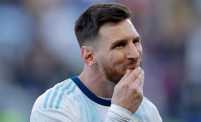 Lionel Messi hayatının şokunu yaşadı! Ağır ceza...