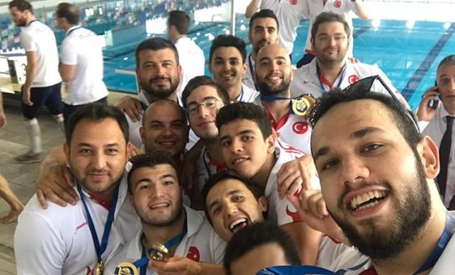 Sualtı hokeyinde Türkiye yeniden Avrupa şampiyonu!