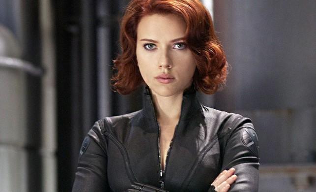 'Black Widow'da bolca dövüş sahnesi olacak!