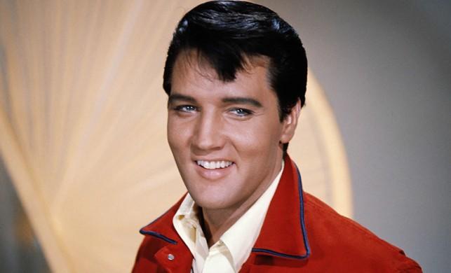 Elvis Presley biyografisinin vizyon tarihi...