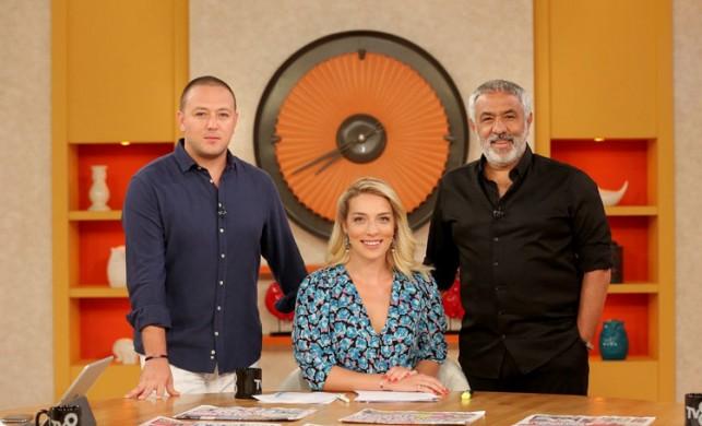 TV8'in yeni programı '8'De Bugün' ilk bölümüyle ekranlarda!