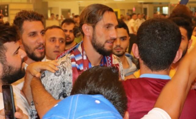 Yusuf Yazıcı: 'Lille'de tarih yazacağım'