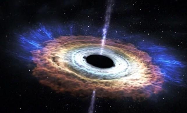 40 milyar Güneş büyüklüğünde kara delik keşfedildi