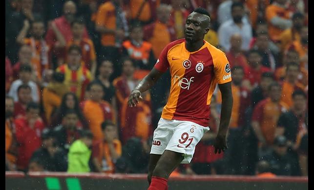 Galatasaray'ın golcüsü Diagne takıma katıldı