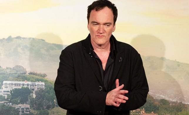 Quentin Tarantino son bir süper film çekmek istiyor