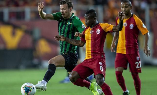 Süper Kupa'nın sahibi Galatasaray oldu!
