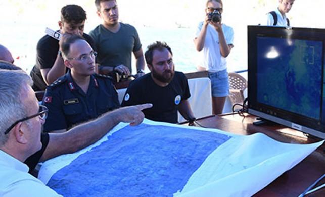 Antalya'da bulunmuştu... Dünyanın en eski batığında çalışmalar başladı