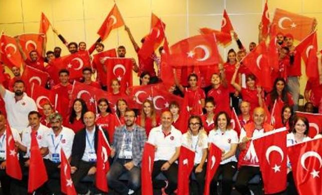 Milli atletler Avrupa Takımlar Şampiyonası için Sandnes'te