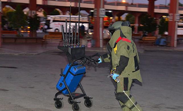 Otogarda şüpheli çanta paniği! Polis alarma geçti