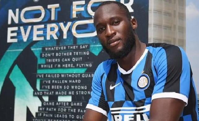 Romelu Lukaku Inter'de