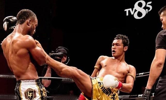 'Fight Network Time' heyecanı TV8, 5'ta!