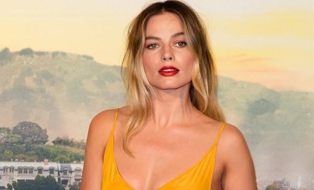 Margot Robbie'nin güzellik sırrı!