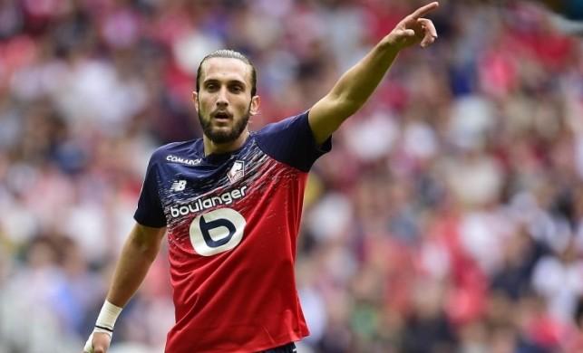 Yusuf Yazıcı Lille'de ilk maçına çıktı!