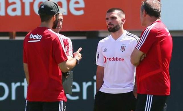 Beşiktaş'tan Pedro Rebocho'ya 'Hoşgeldin' sürprizi