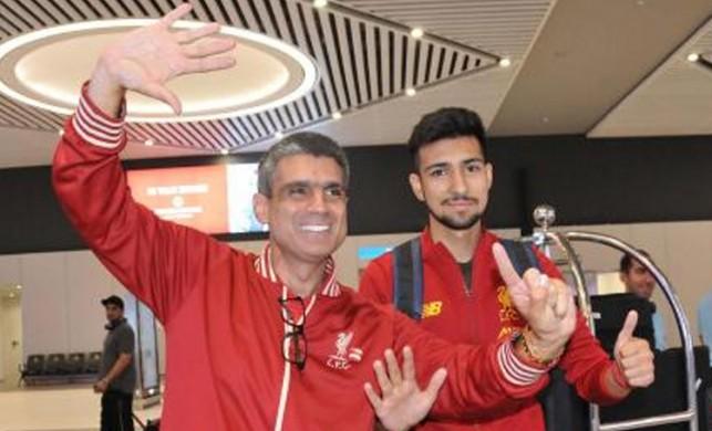 Büyük final için İstanbul'a akın ettiler