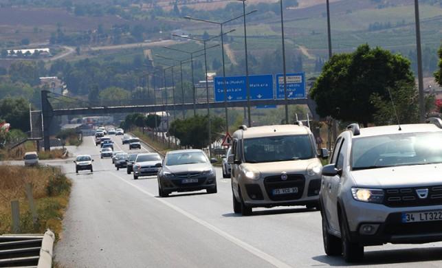 Bayram tatilinde trafik kazalarının acı bilançosu açıklandı...
