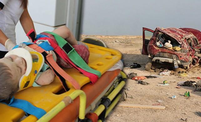 Korkunç kaza! Çok sayıda ölü ve yaralı var