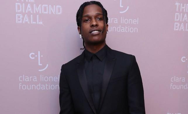 Ünlü rapçi ASAP Rocky suçlu bulundu!